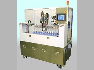 ボトルキャップ自動検査装置