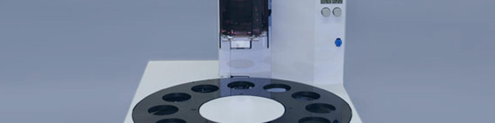 卓上型自動開栓トルク測定装置