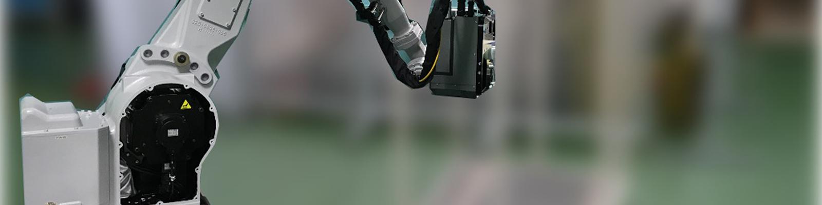 産業用ロボット応用設備